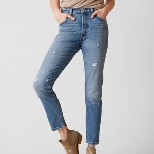 Levi's Skinny Leg Leave a Trace Buttonfly Jeans